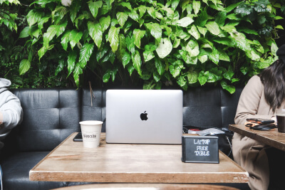 Cafe Coworking Has Become the Norm.
